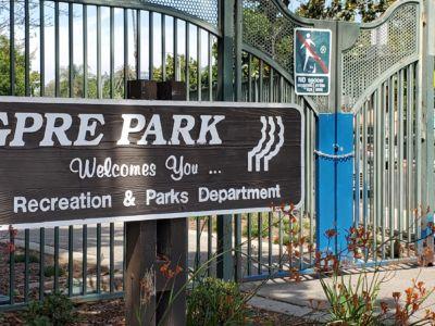 Locked park