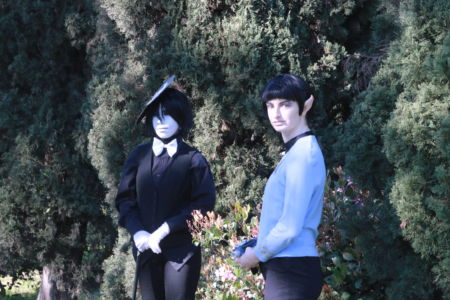 Cosplay shoot Torrance Park California