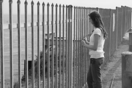 Fences - Sunken City - San Pedro