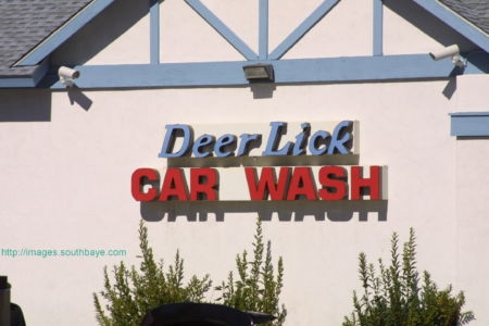 Deer Lick Car Wash California