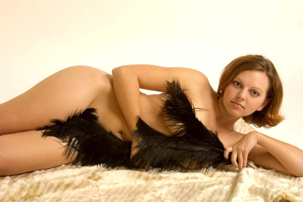 Persis Implied Nude