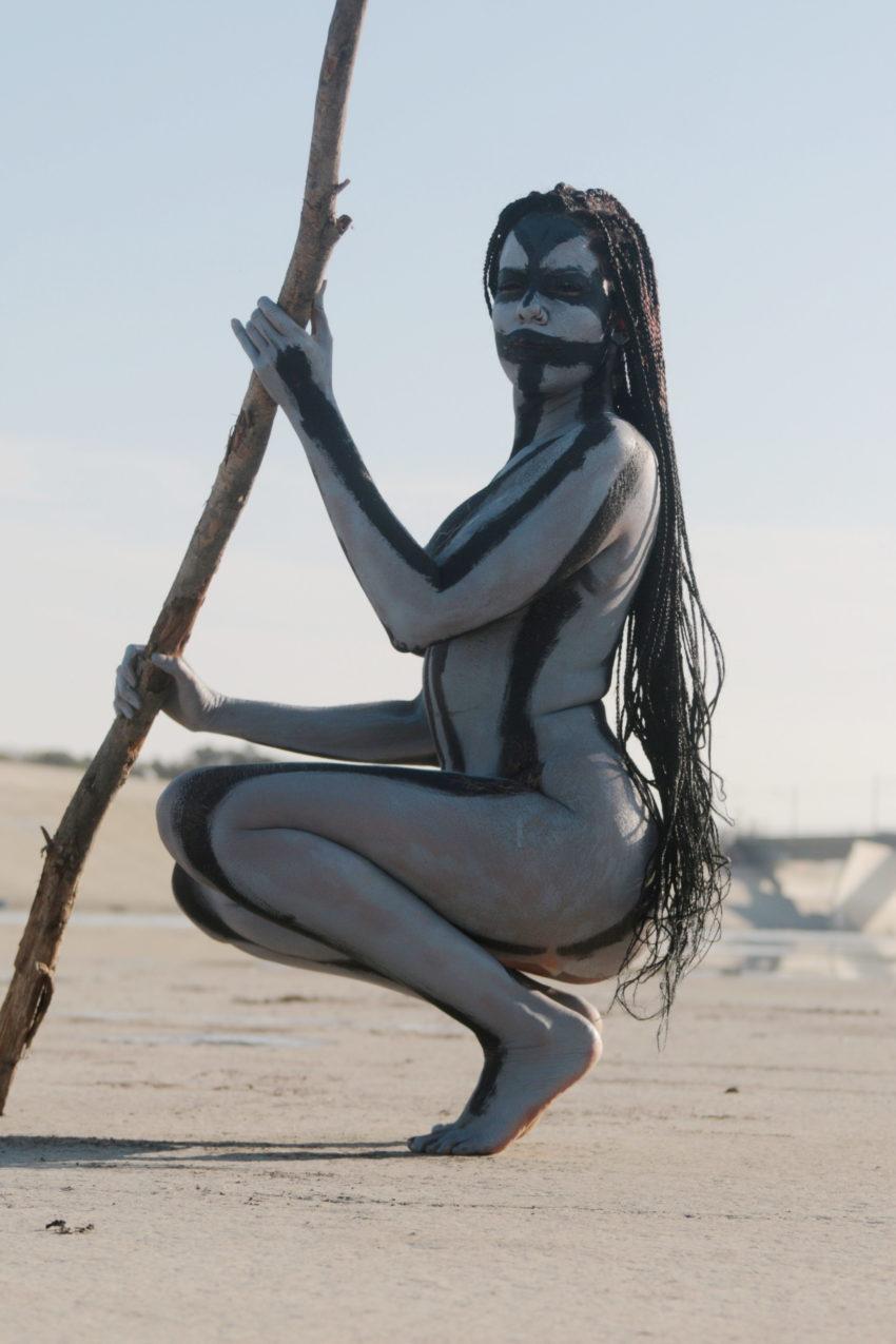 Body Paint LA River